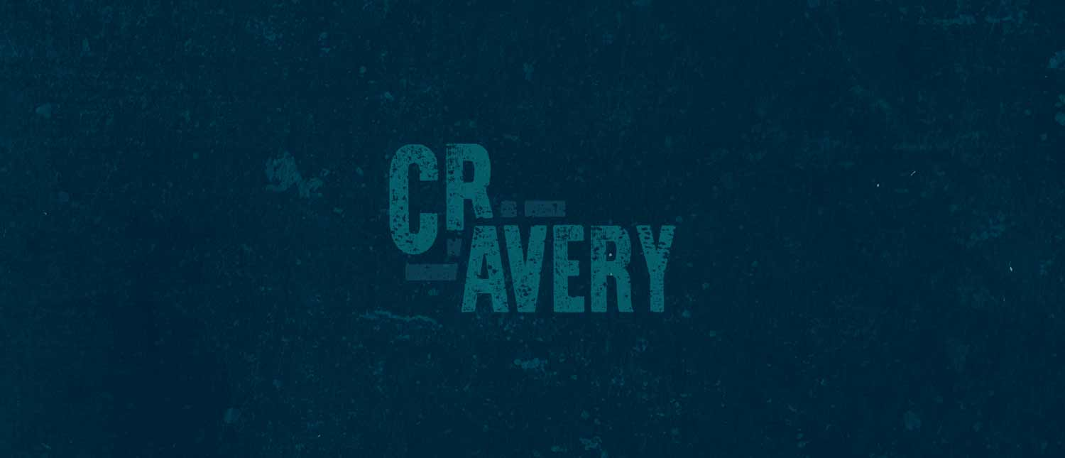 CR Avery Band Logo Design