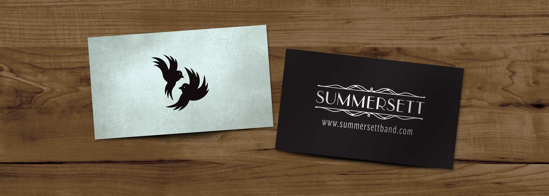 Branding and logo design for Summersett