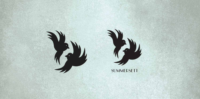Logo design for Summersett band